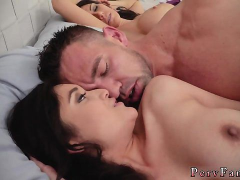greatest mummy and buddy fucking partner s daughter gonzo Family Shares A bed
