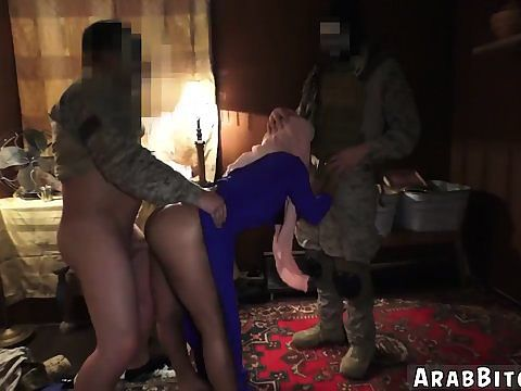 Arab muslim very first time Local Working dame